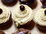 Mini Cupcakes al caffè e noci