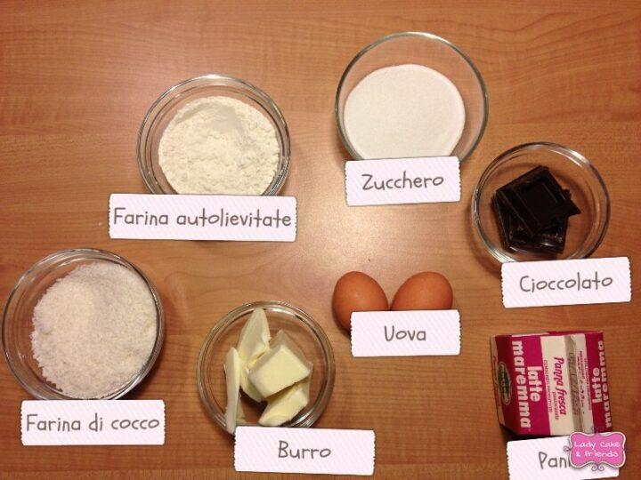 Cupcakes al cocco - Foto 1
