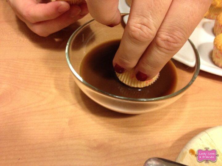 Cupcakes tiramisu - Foto 6