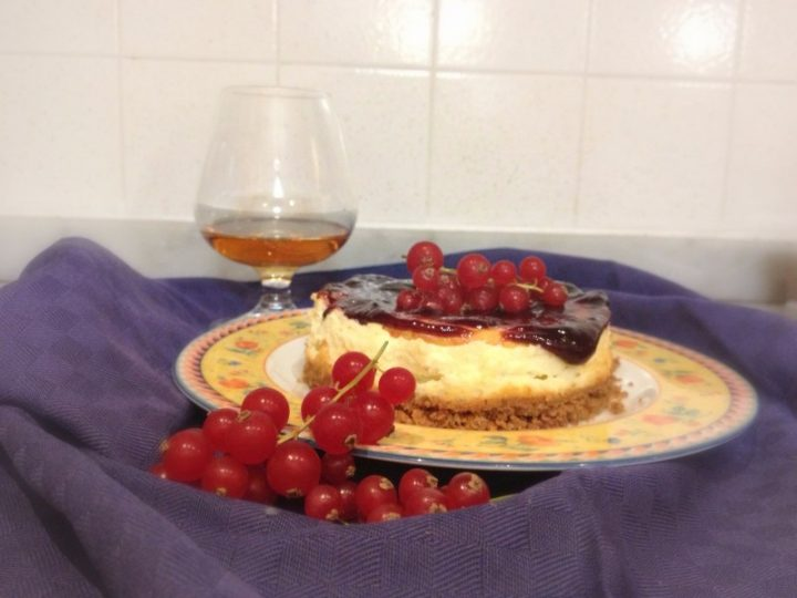 Cheese-cake ai frutti di bosco
