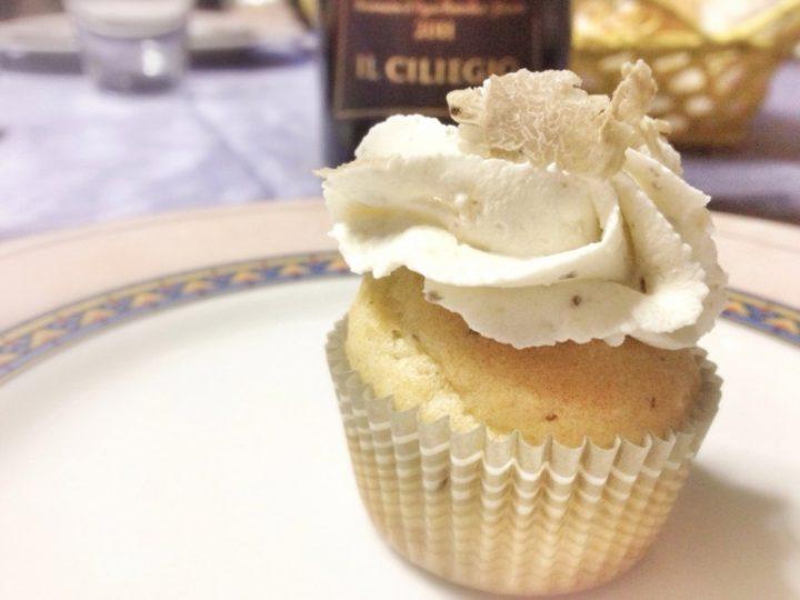 Cupcakes al tartufo