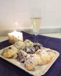 Biscotti al cocco ai tre sapori