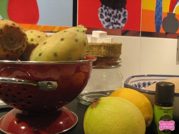 Marmellata di fichi d'india - Foto 1-ingredienti