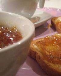 Marmellata di pomelo, arance e olio essenziale di arancio dolce