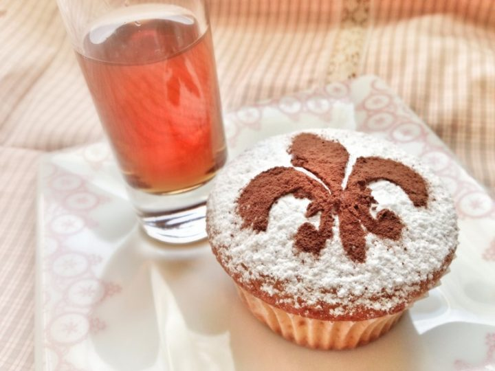Cupcakes fiorentine