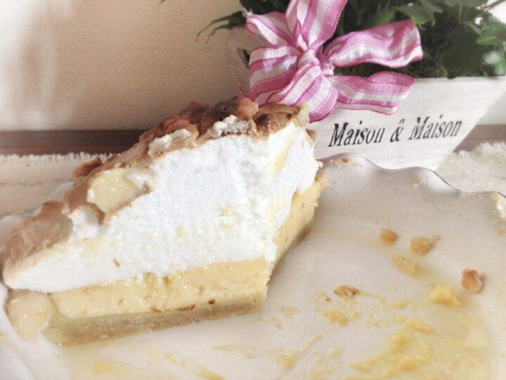 Torta meringata al limone - Foto 8