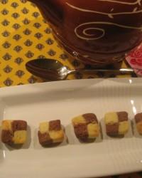 biscotti a scacchiera