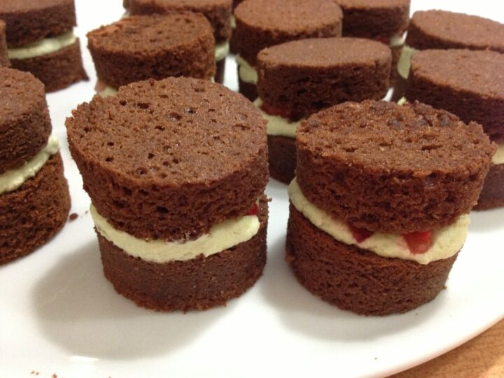 Minicakes fiorite - Foto 5