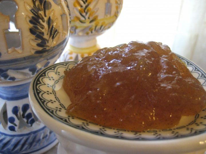 marmellata cocomero invernale e cannella