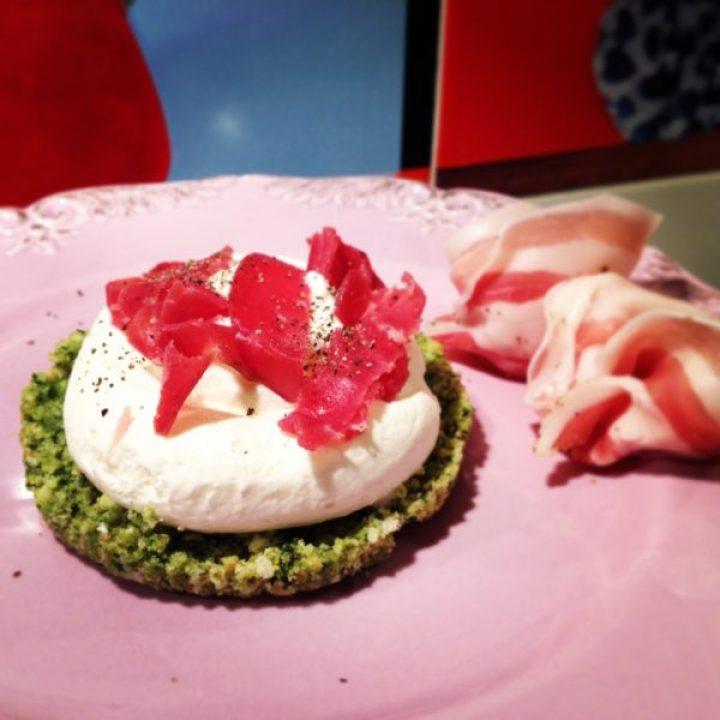 cheesecake salate