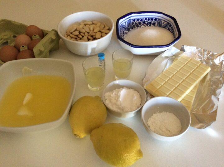 Cheesecake Cioccolato e menta - ingredienti