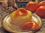 Torta di riso al profumo di mandarino