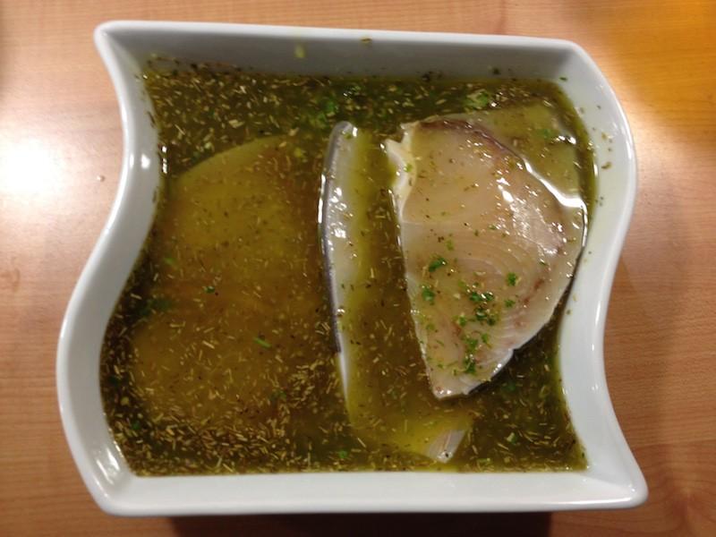 Pesce Spada in Salmoriglio - Foto 3