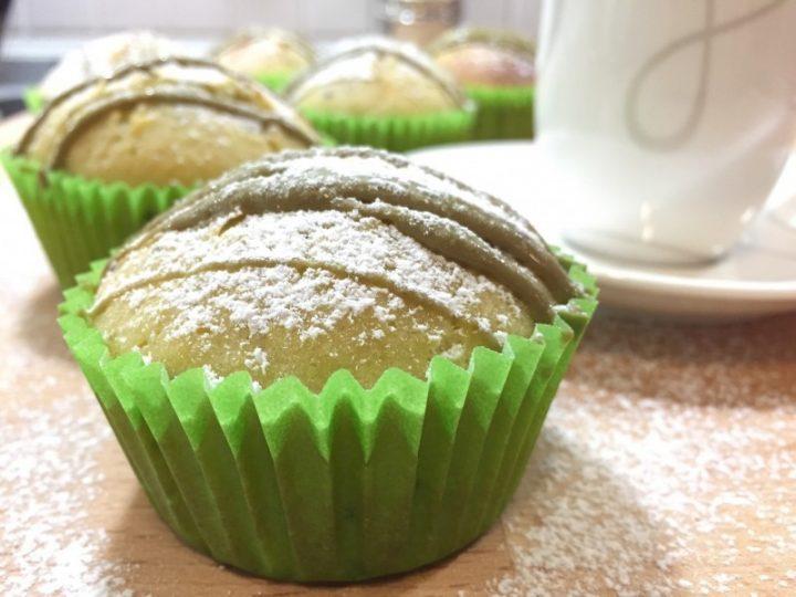 Muffin al kiwi