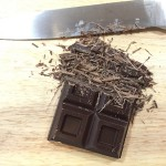Torta ai due cioccolati - Foto 5
