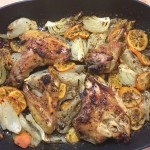 Pollo clementine e finocchi - Foto 05