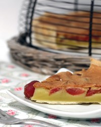 clafoutis alle ciliege