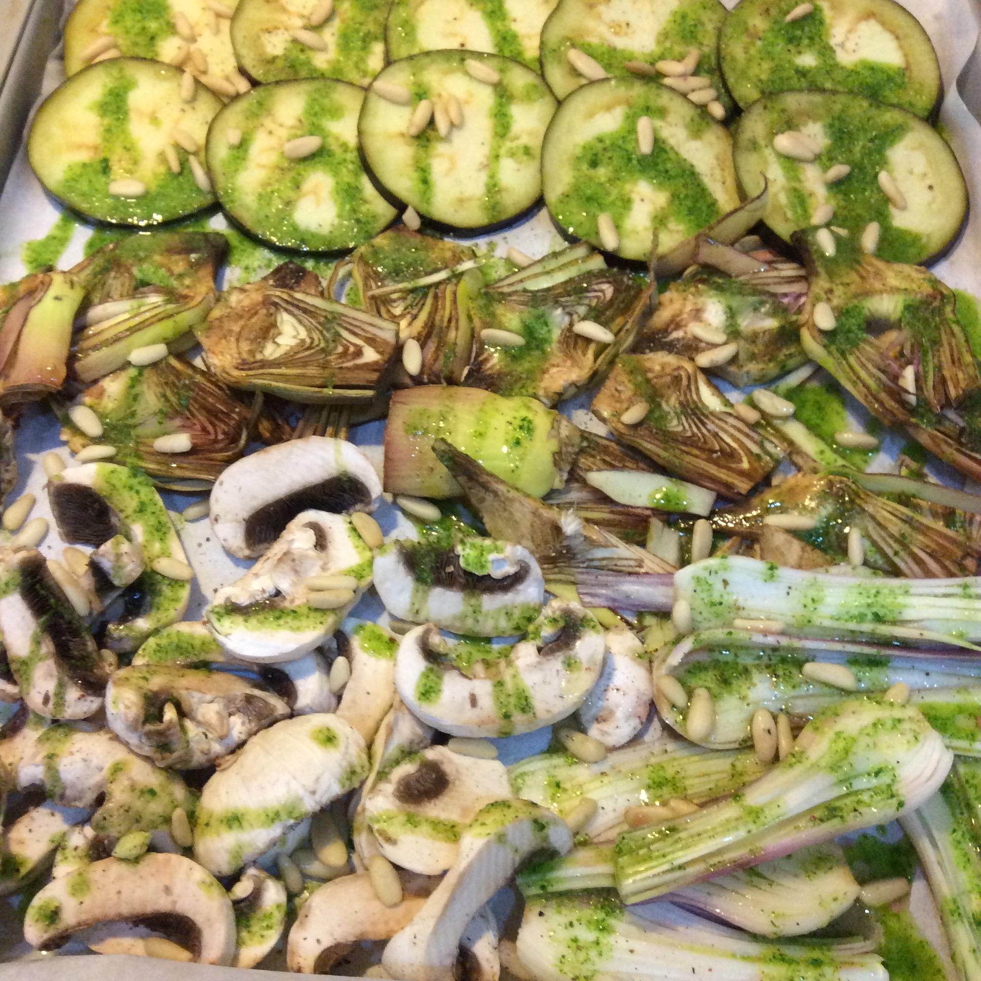 Verdure saporite al forno - Foto 3