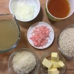 Risotto alla Milanese - Ingredienti