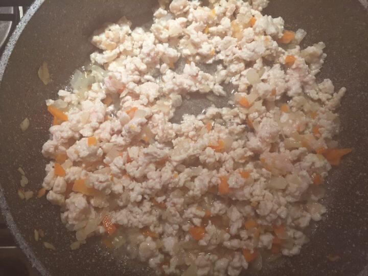 Ragu bianco di pollo- Foto 5