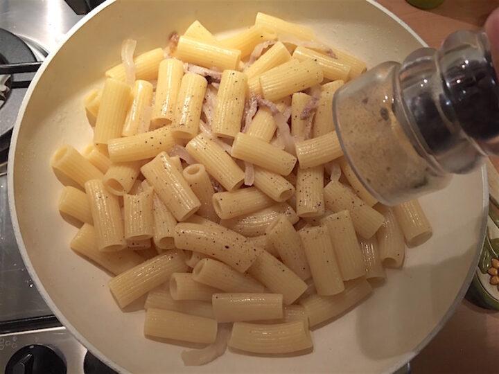 Pasta alla Gricia - Foto 5